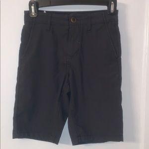 Volcom two way stretch boys shorts size 23